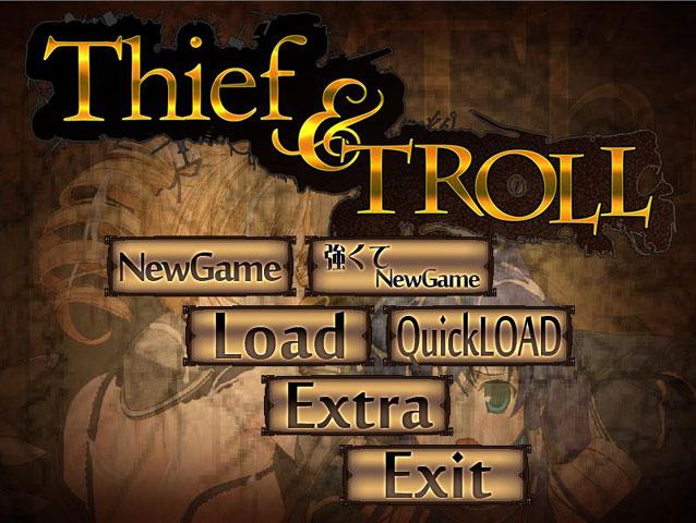 Thief & TROLL(シーフ アンド トロール)